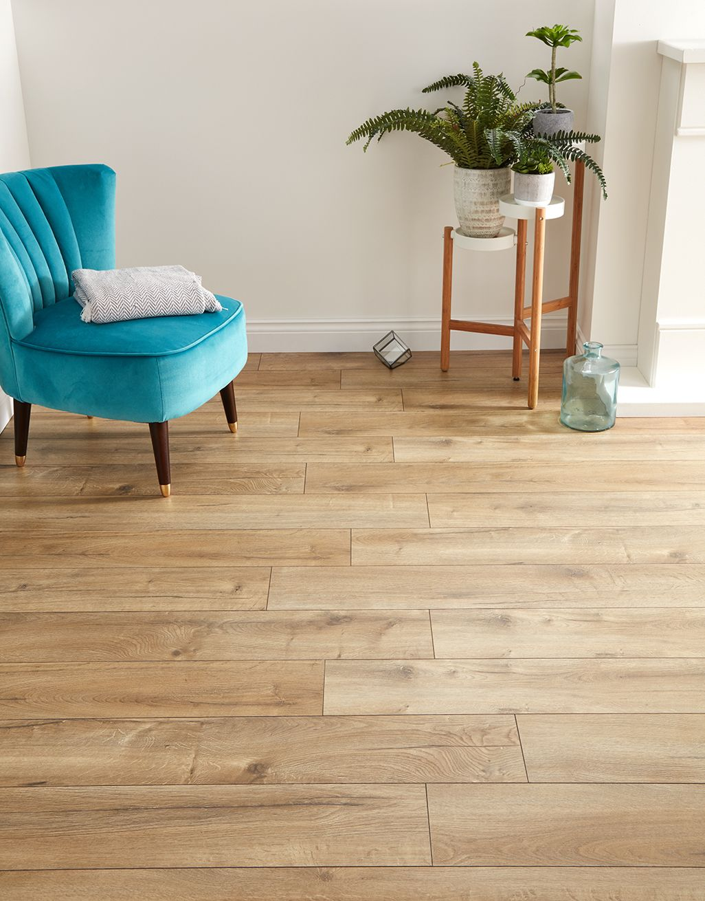 12mm Trade Select Woodland Oak, Woodland Oak Laminate Flooring