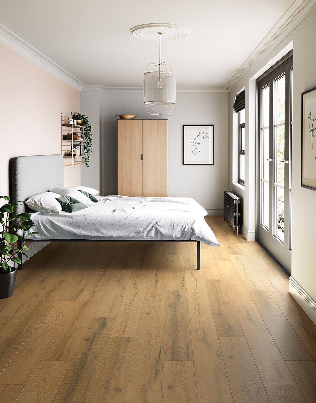 Loft - Rustic Oak Laminate Flooring