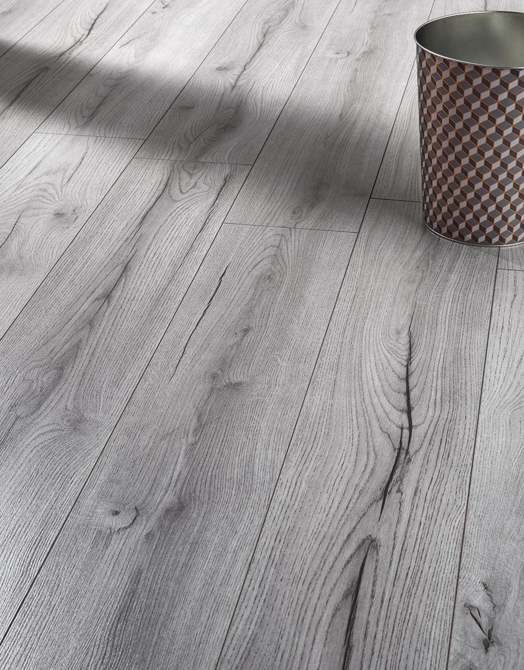 Farmhouse Grey Laminate Flooring, Laminate Flooring Calculator B&Q