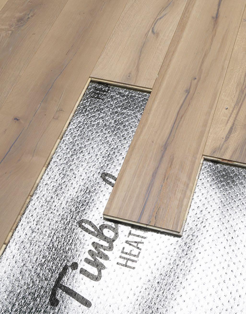 Timberlay Heatflow Underlay Direct, What Underlay For Laminate Flooring