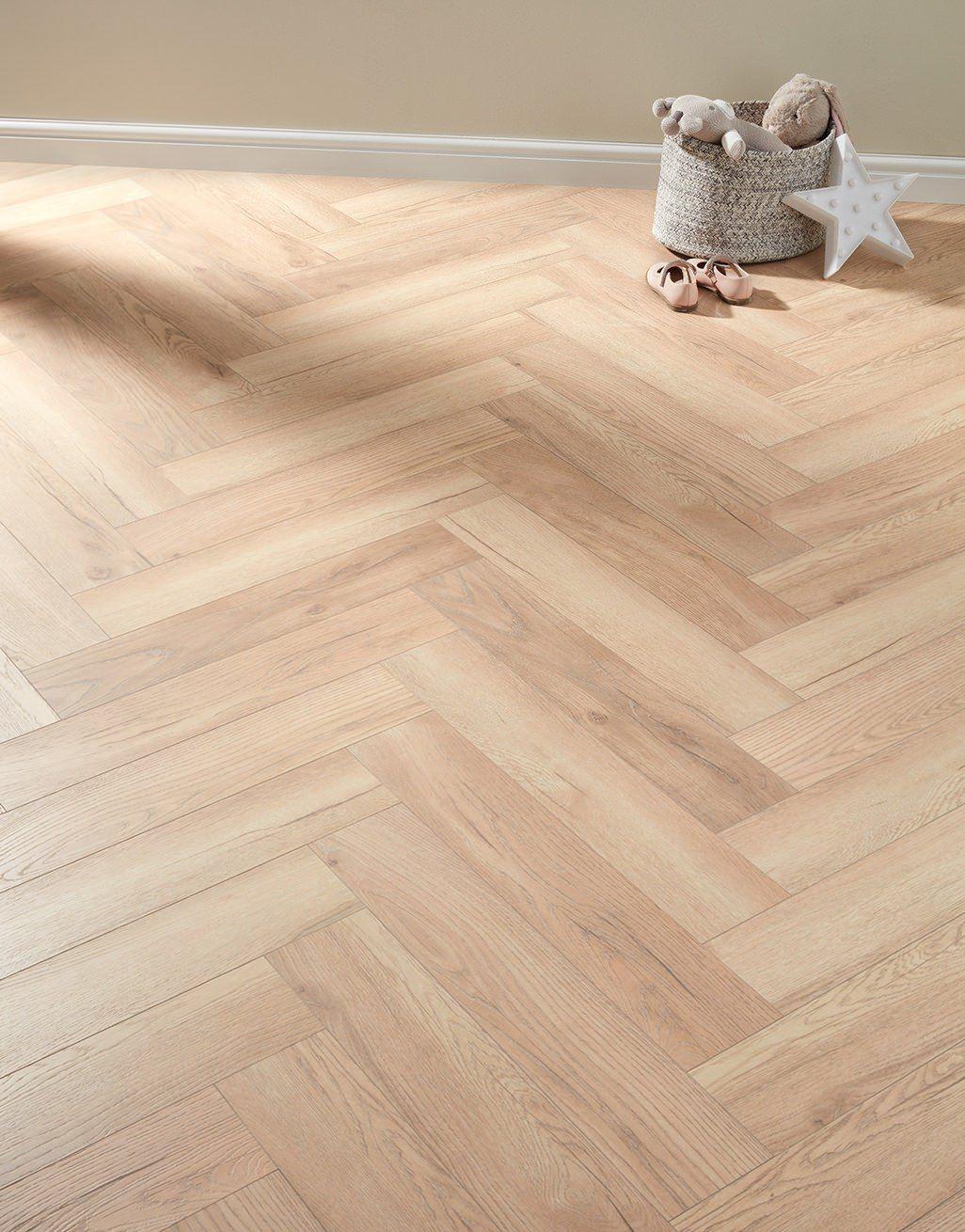 Elegant Oak Laminate Flooring, Herringbone Laminate Flooring