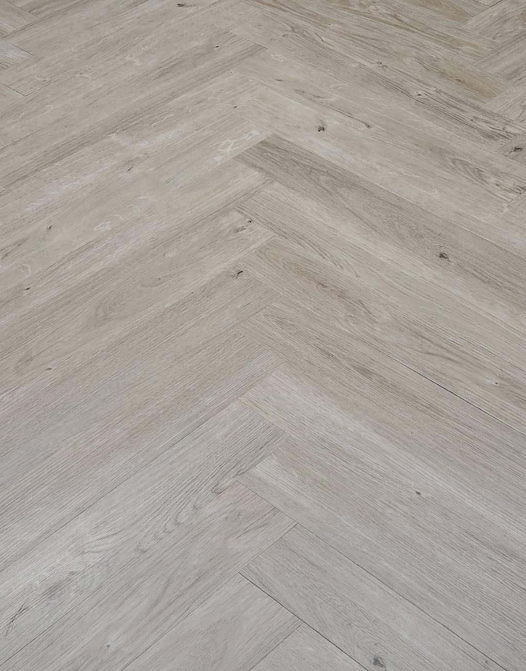 Herringbone Light Grey Oak Lvt Flooring Direct Wood