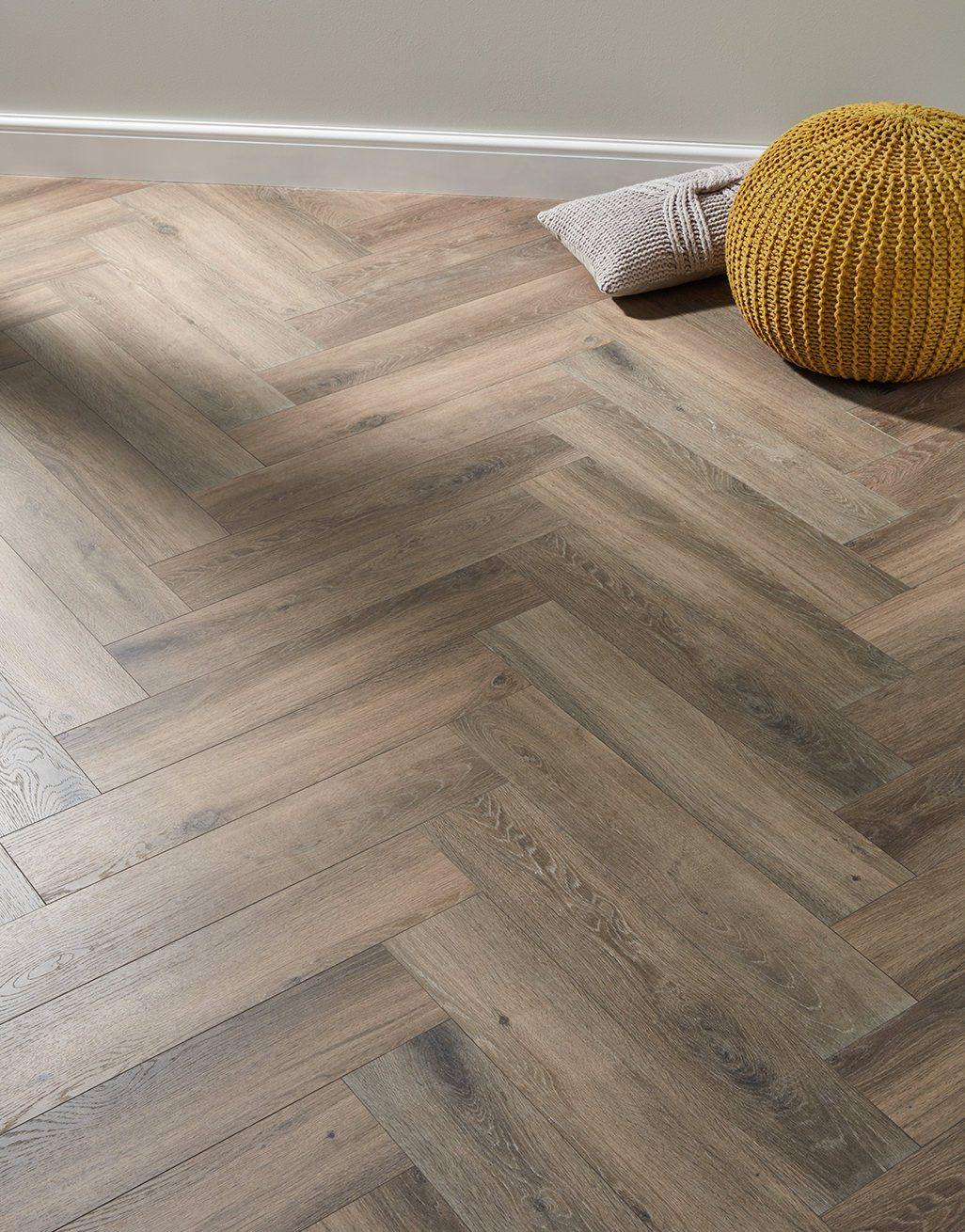 Palazzo Oak Laminate Flooring, Herringbone Laminate Flooring