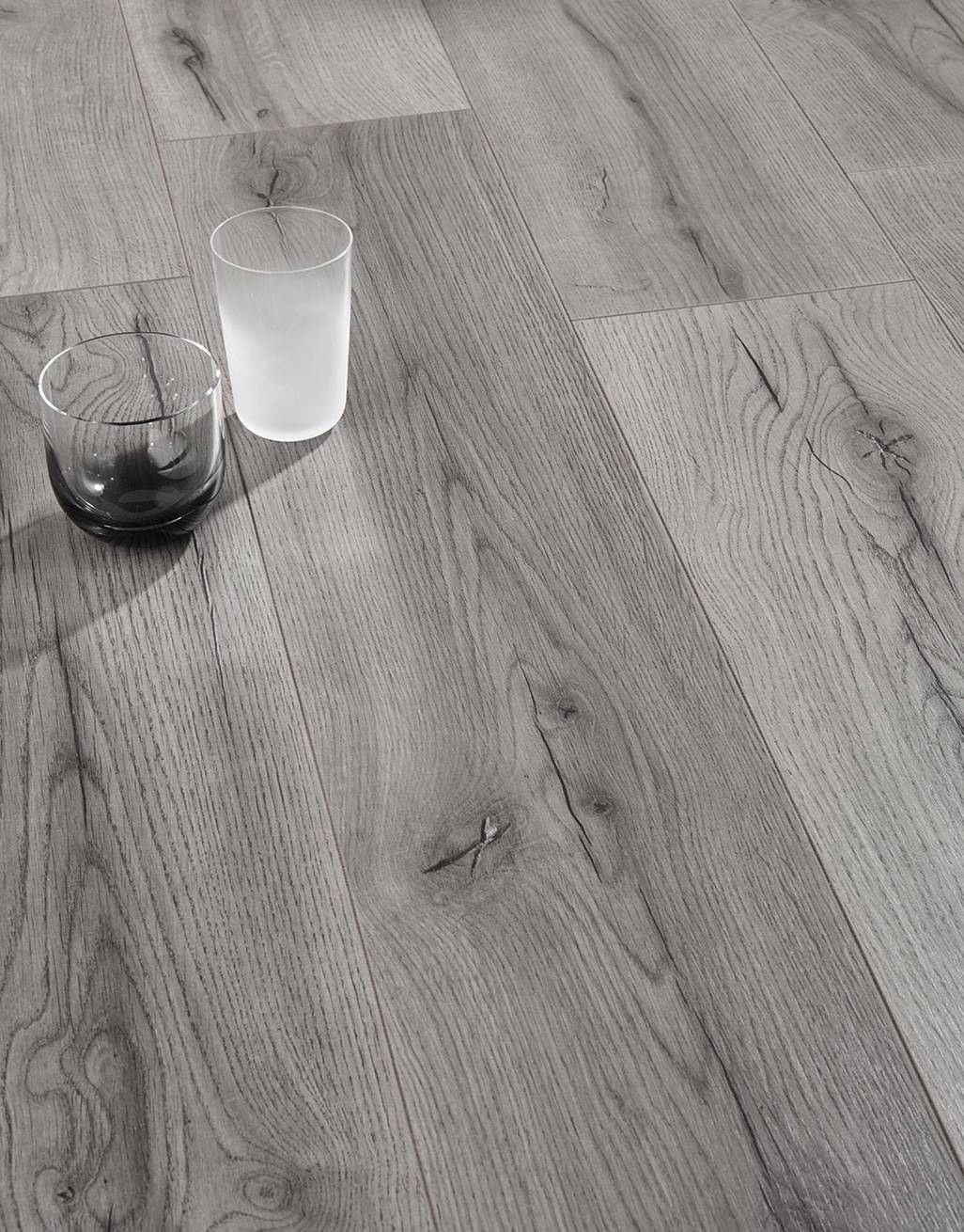 Loft Dark Grey Laminate Flooring, White And Grey Laminate Flooring