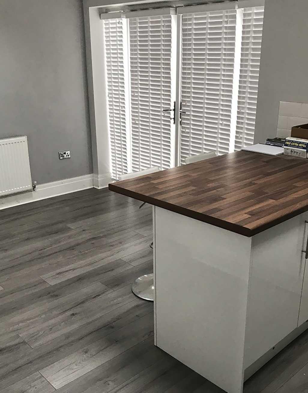 Loft Dark Grey Laminate Flooring, Dark Grey Laminate Flooring Ideas