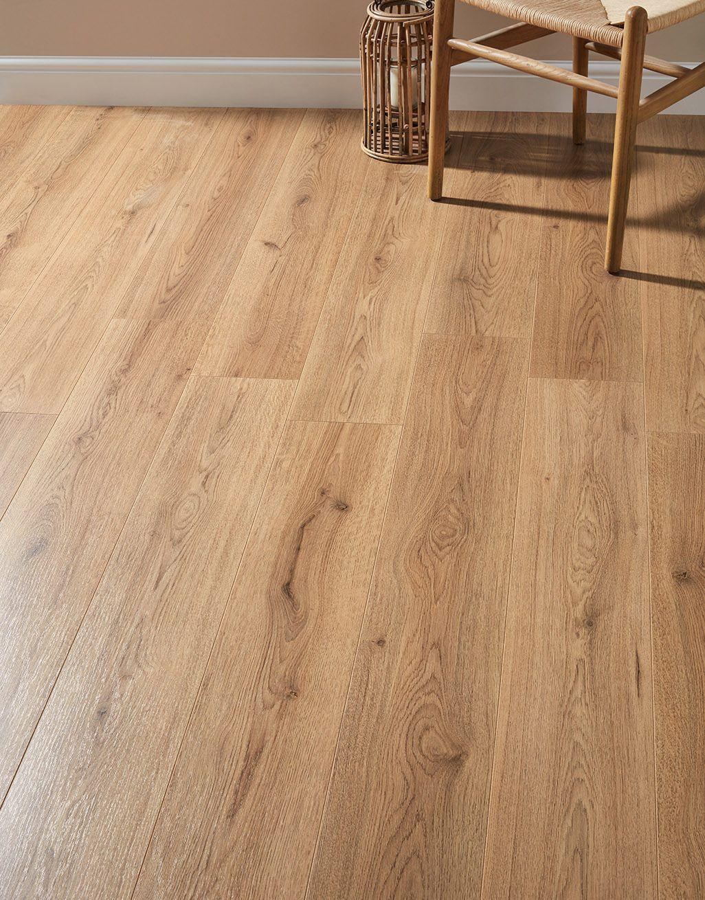 Loft   Natural Oak Laminate Flooring