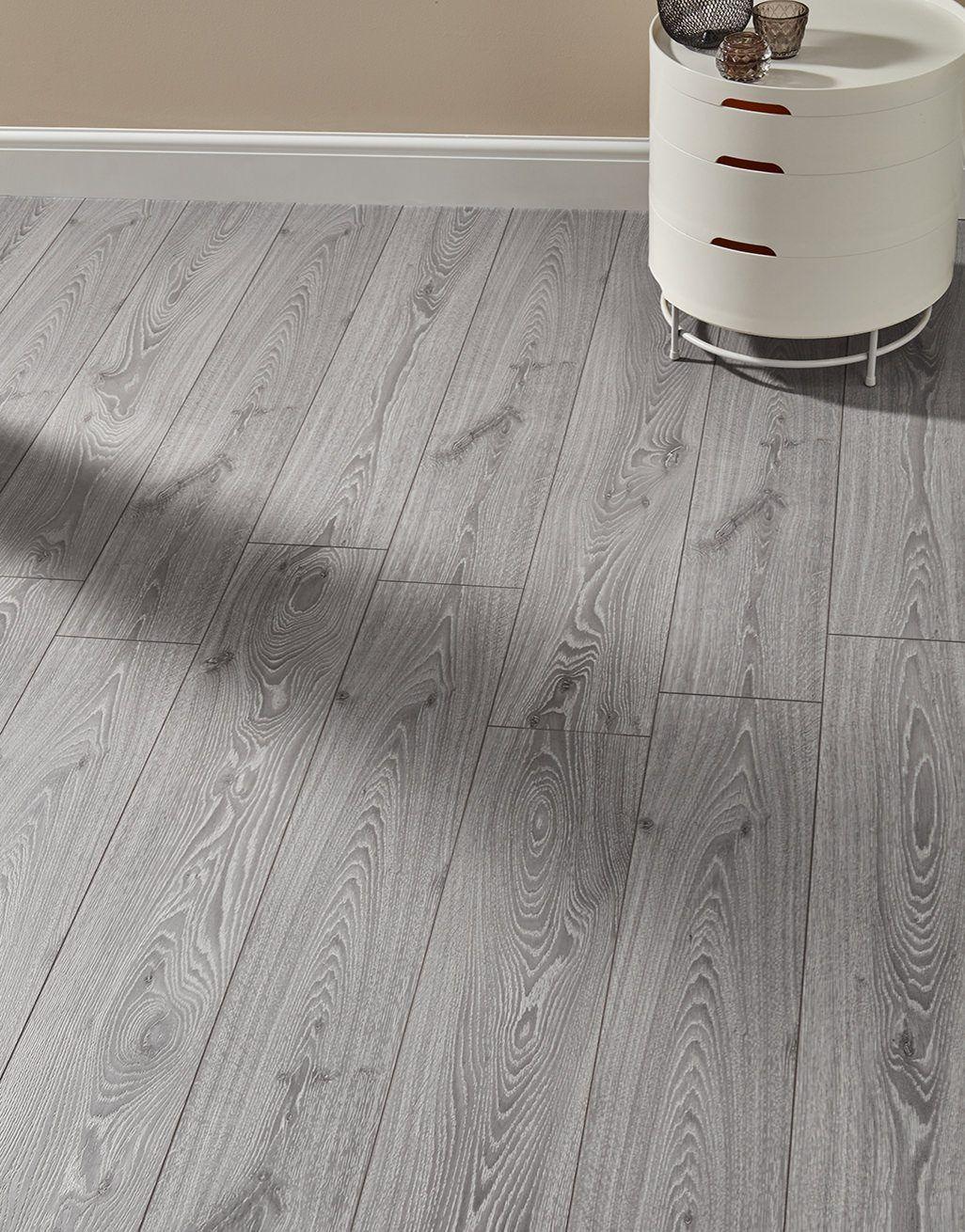 Villa - Timeless Oak Grey Laminate Flooring
