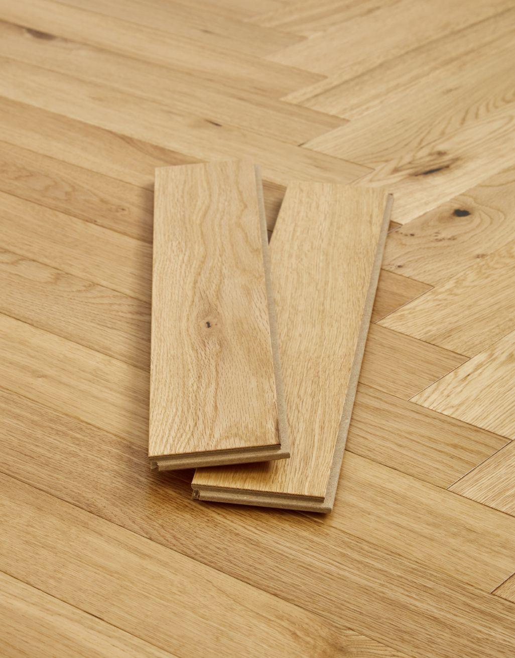 Village Herringbone Natural Oak, Project Source Natural Oak Laminate Flooring