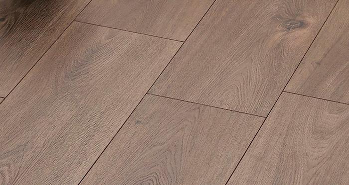 Manor - Prestige Oak Dark Laminate Flooring - Descriptive 2