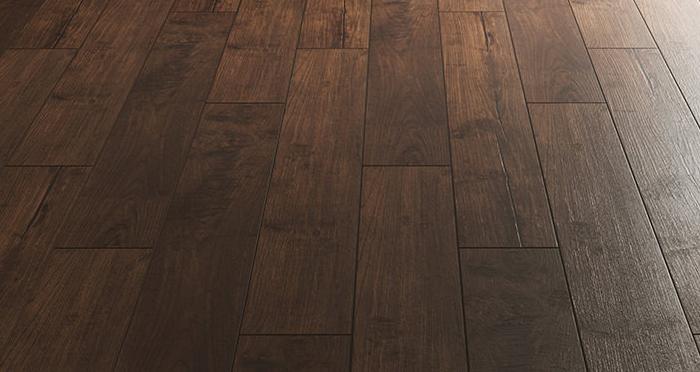 Manor - Nostalgic Teak Laminate Flooring - Descriptive 2