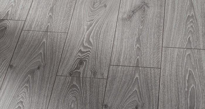 Villa - Timeless Oak Grey Laminate Flooring - Descriptive 2