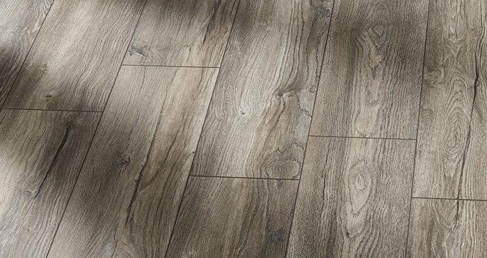Villa - Harbour Oak Grey Laminate Flooring - Descriptive 2