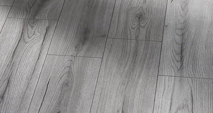 Farmhouse - Grey Laminate Flooring - Descriptive 2