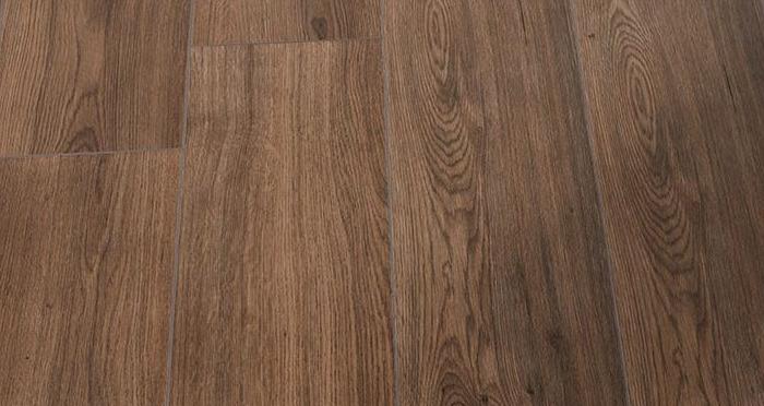Farmhouse - Dark Oak Laminate Flooring - Descriptive 2