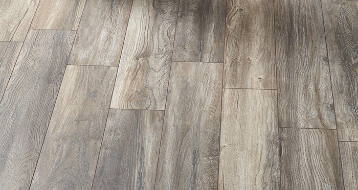 Residence Narrow - Harbour Oak Grey Laminate Flooring - Descriptive 2