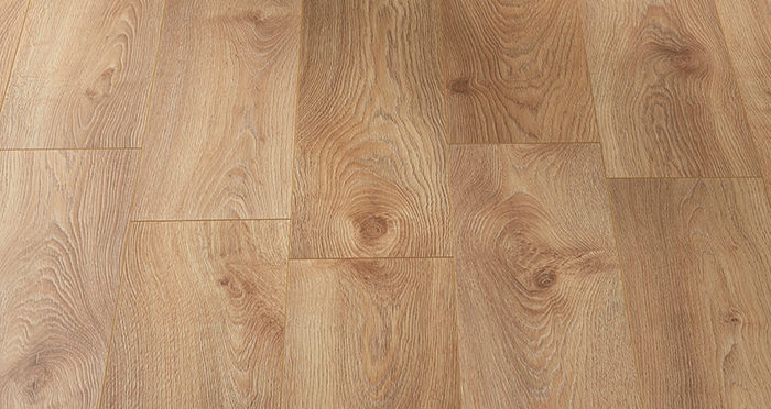 Supreme 12mm Long Board - Macro Oak Nature Laminate Flooring - Descriptive 2