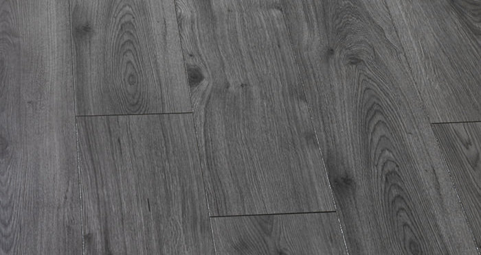 Loft - Midnight Grey Laminate Flooring - Descriptive 2