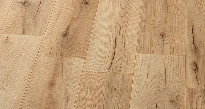 Loft - Rustic Oak Laminate Flooring - Descriptive 2