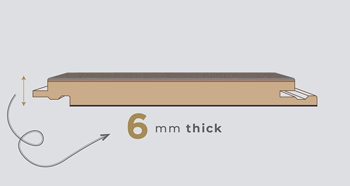Studio - Autumn Oak Laminate Flooring - Descriptive 1