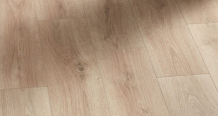 Loft - Light Sand Oak Laminate Flooring - Descriptive 2