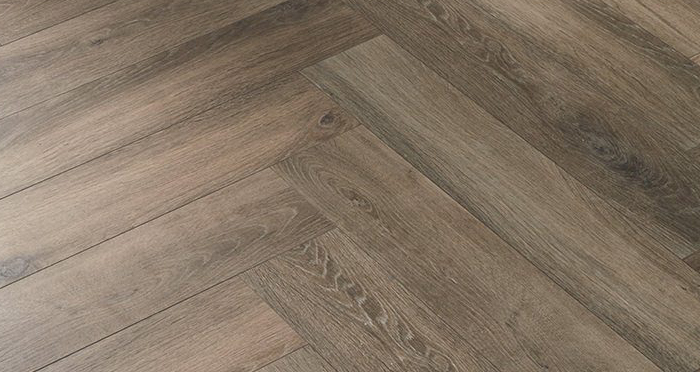 Herringbone - Palazzo Oak Laminate Flooring - Descriptive 2