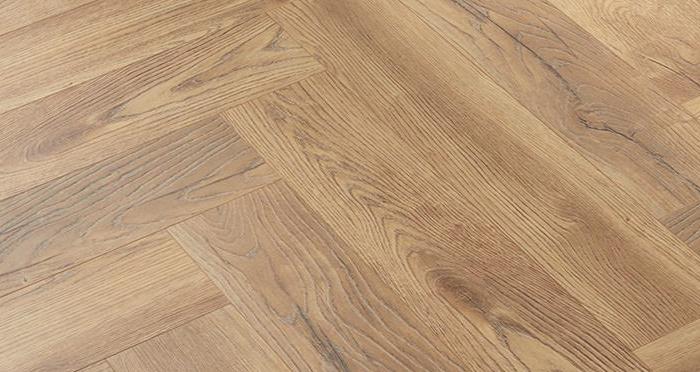Herringbone - Regency Oak Laminate Flooring - Descriptive 2