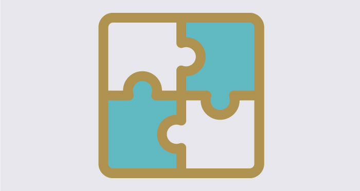 Chequer Tile - White Matt Laminate Flooring - Descriptive 3