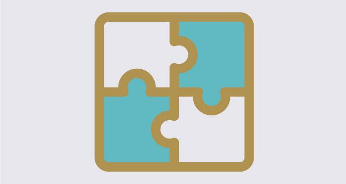 Chequer Tile - White High Gloss Laminate Flooring - Descriptive 4