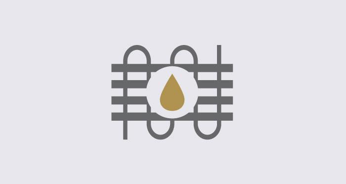 Chequer Tile - Black High Gloss Laminate Flooring - Descriptive 9