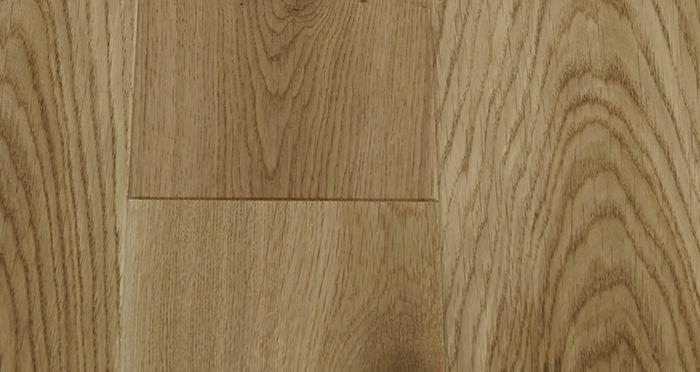 Carpenters Choice Oak 135mm Wide Brushed & Lacquered - Descriptive 3