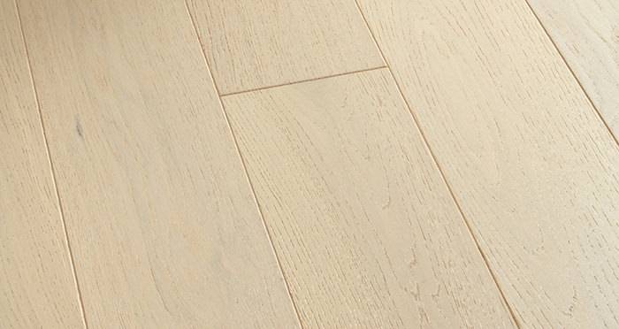 Kensington Cappuccino Oak Brushed & Lacquered Engineered Wood Flooring - Descriptive 1