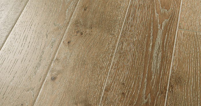 Kensington Chocolate Brownie Oak Engineered Wood Flooring - Descriptive 1