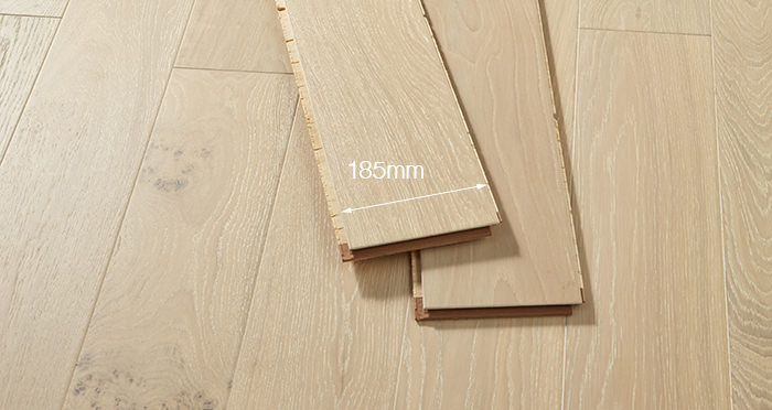 Mayfair Chantilly Oak Engineered Wood Flooring - Descriptive 2