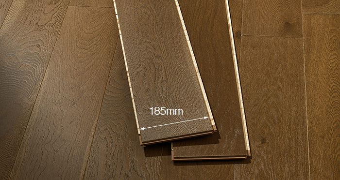 Mayfair Golden Fudge Oak Engineered Wood Flooring - Descriptive 2