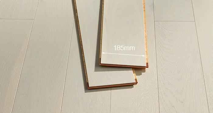 Mayfair Lemon Sorbet Ash Engineered Wood Flooring - Descriptive 2