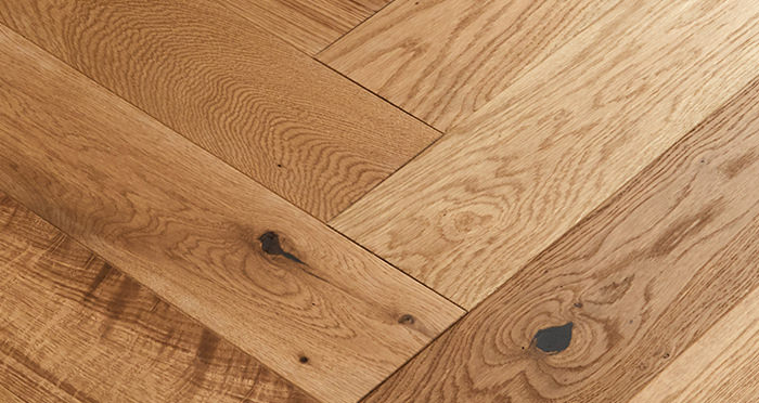 Marylebone Harvest Brown Oak Brushed & Oiled Engineered Wood Flooring - Descriptive 2