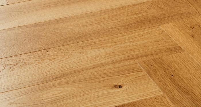 Marylebone Champagne Oak Brushed & Oiled Engineered Wood Flooring - Descriptive 1