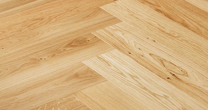 Marylebone Champagne Oak Brushed & Oiled Engineered Wood Flooring - Descriptive 2