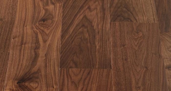 Mayfair Walnut Lacquered Engineered Wood Flooring - Descriptive 3