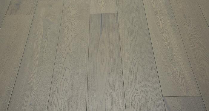 Apollo Grey Oak - Brushed & Oiled Oak Engineered Wood Flooring 20mm - Descriptive 2