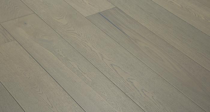 Apollo Grey Oak - Brushed & Oiled Oak Engineered Wood Flooring 20mm - Descriptive 4