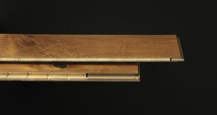 Carpenters Choice Oak 130mm Golden Smoked Engineered Wood Flooring - Descriptive 1