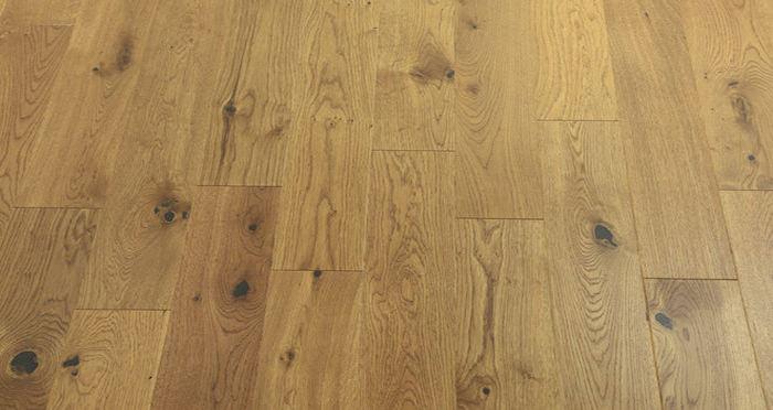 Carpenters Choice Oak 130mm Golden Smoked Engineered Wood Flooring - Descriptive 8