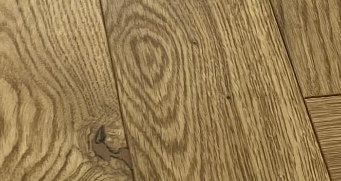 Trade Select 14mm x 100mm Natural Matt Lacquered Herringbone Engineered Wood Flooring - Descriptive 3