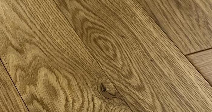 Trade Select 14mm x 100mm Natural Matt Lacquered Herringbone Engineered Wood Flooring - Descriptive 6