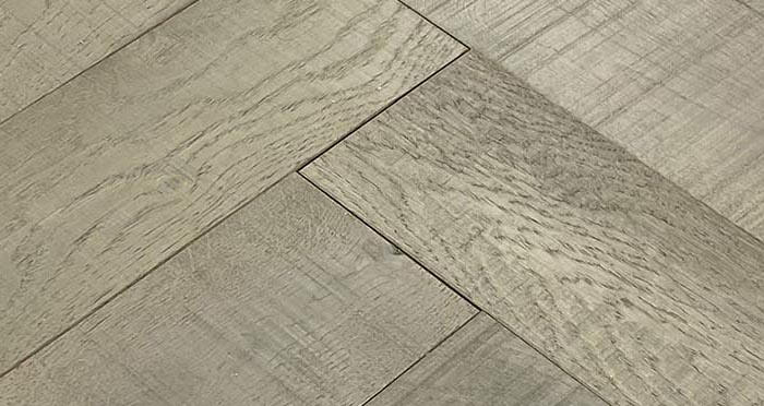 Trade Select Colonial Grey Herringbone Engineered Wood Flooring - Descriptive 1
