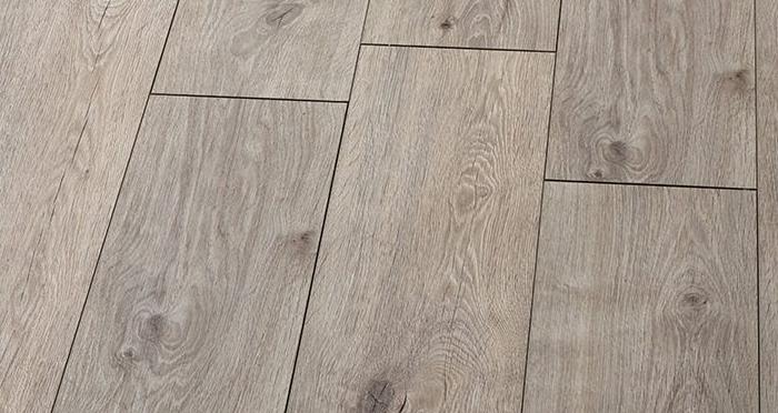 Cottage - Soft Pebble Oak Laminate Flooring - Descriptive 2