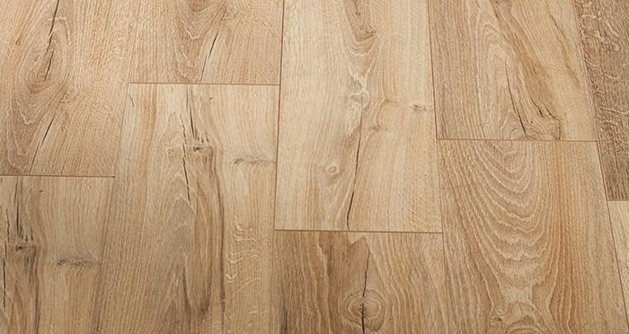 Lodge - Sunrise Oak Laminate Flooring - Descriptive 2
