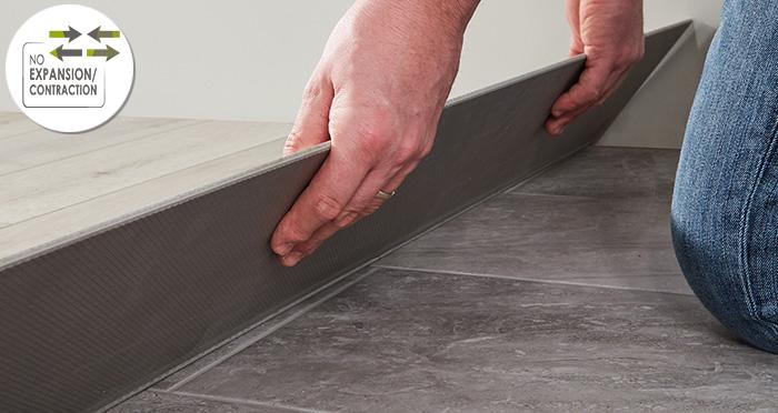 EvoCore Premium Grande Tile - Iron Grey - Descriptive 3