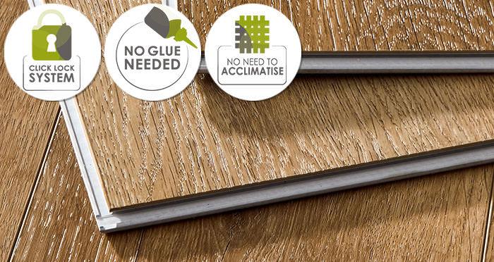 EvoCore Premium Herringbone - Crafted Georgian Oak - Descriptive 4